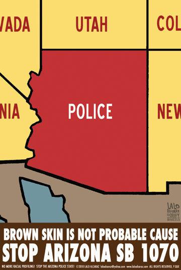 AZ Police State