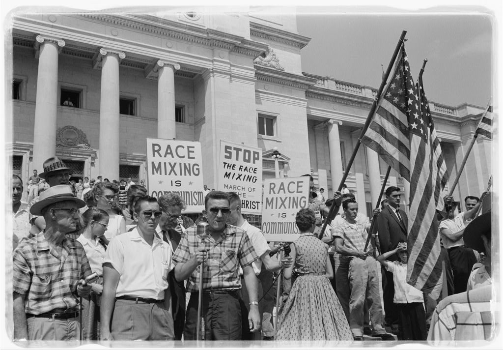 ... law is constitutional, thus institutionalizing Jim Crow laws keeping