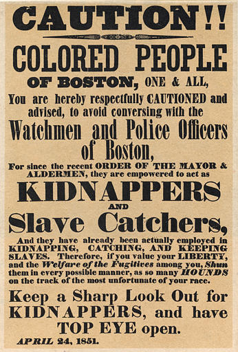 slave kidnap post 1851 boston ... denying the gay rumours, fighting off various lawsuits from masseurs, ...